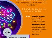 Xerrada sobre gamificació, videojocs i gènere