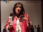 Entrevista a Joana Sánchez