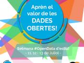 Setmana #OpenData d'estiu, al Citilab