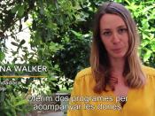 Katrina Walker, CEO i fundadora de CodeOp