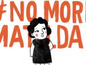 Campanya `No More Matildas`
