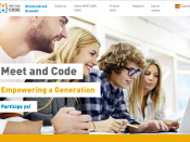 Meet and Code: subvencions per a la Code Week