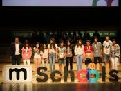 Lliurament dels premis mSchools 2016