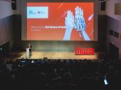 Inauguració de la Mobile Week Barcelona 2018