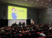 Presentació del Pla DonaTIC el 6 de març de 2020