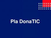 Presentació del Pla DonaTIC