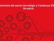 Baròmetre del Sector Tecnològic de Catalunya 2017