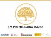 Cartell dels 1rs Premis Daina-Isard
