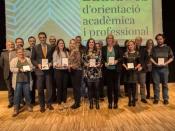 Premiats a la desena edició dels Premis Educaweb