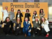 Guanyadores dels Premis DonaTIC 2020