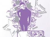 Cartell de la formació en línia en competències digitals per a dones joves