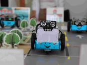 Taller de robòtica educativa a la Jornada Punt TIC i Presó 2019