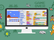 Programar jocs amb Scratch