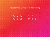 Telecentre Europe esdevé ALL DIGITAL