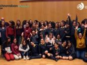 Foto de grup Technovation Spain