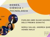 Xerrada Dones, ciència i tecnologia