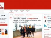 Treball, afers socials i familia a Twitter
