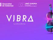 Vibra és la nova App i agenda digital cultural de Catalunya
