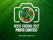 Imatge del concurs de fotografia de WSIS Forum 2017