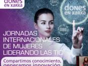 8 de març, dona treballadora en el món de les TIC