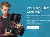 Concurs de vídeos Digital Tomorrow