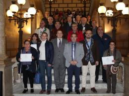 Diplomats de la xarxa de telecentres de tarragona