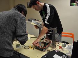Taller de muntatge d`una impressora 3D