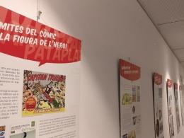 L`Òmnia Xarx@ntoni col·labora en una exposició sobre el còmic en català