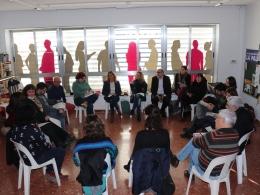 Els i les participants de la #trobadaPuntTIC del Vallès