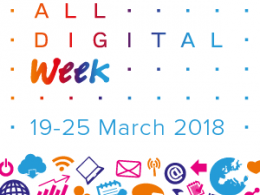Banner de l`ALL DIGITAL Week