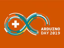 Cartell de l`Arduino Day 2019
