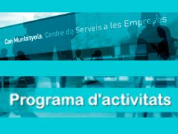 Programa d`activitats per empreses a Can Muntanyola