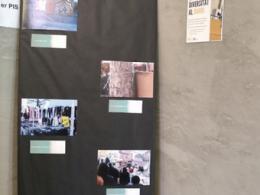Imatge de la exposició «La Salut, diversitat al barri»