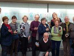 Participants de l`Òmnia de Santa Coloma de Cervelló