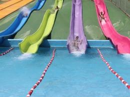 Activitat aquàtica al Casalnet