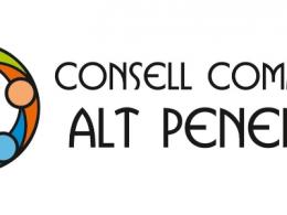 Logotip del Consell Comarcal Alt Penedès