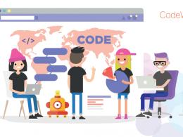 Il·lustració sobre Europe Code Week