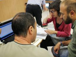 Jornada Codifica`t, en el marc de l`Europe Code Week 2014