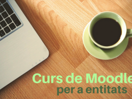 El Teb ofereix un curs en línia de Moodle per a entitats