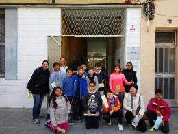 Projecte Escoles a l`Òmnia Casal Cívic Badalona - Salut Alta