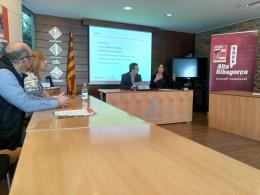 """Conferència """"Infraestructures digitals per a l'emprenedoria i el desenvolupament local"""" dins la Mobile Week Pirineus 2020 a l`Alta Ribagorça"""