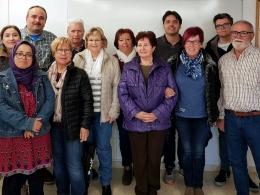 El grup que ha participat en la formació