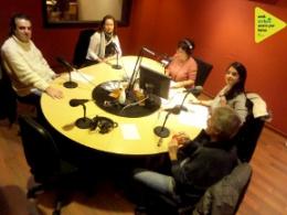 Participants de l`Òmnia EMFO de Mollet expliquen la seva experiència a la ràdio