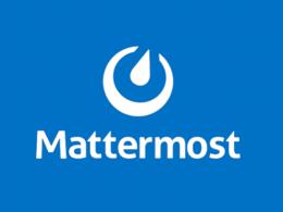 Logo de Mattermost