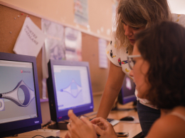 MESH Maker Education Social Hack Òmnia-Verdum Fundació Pare Manel