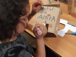 Taller d`iniciació a la robòtica educativa a la Fundació Akwaba