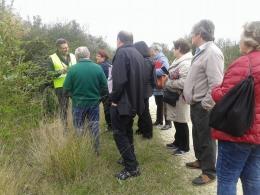 Visita al Parc del Delta del Llobregat