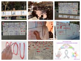 25N a l`Òmnia Sant Roc. Dia per a l`Eliminació de la Violència vers les dones a Badalona