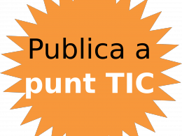 Publica a Punt TIC