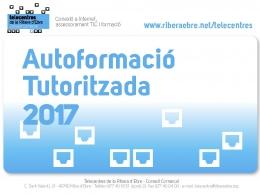 Autoformació tutoritzada 2017, al Punt TIC de la Ribera d`Ebre